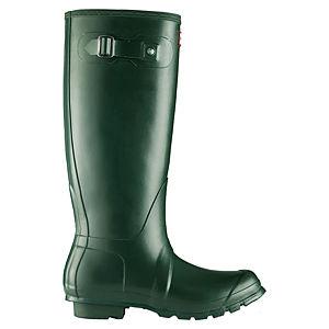 Hunter Yeşil Yağmur Çizmesi