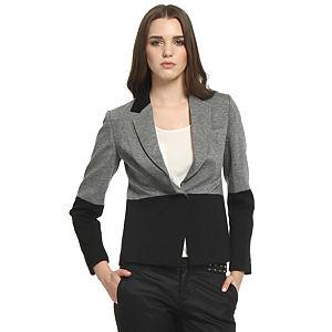 Koton Gri/Siyah Ceket