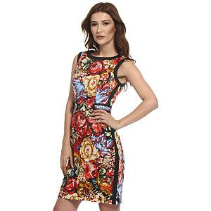Koton Gül Desenli Elbise