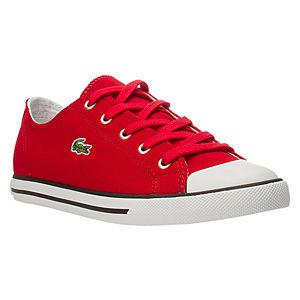 Lacoste Kırmızı Ayakkabı