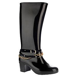 Melissa Siyah Çizme