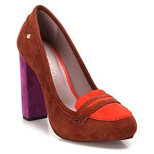 Miezko Taba/Sarı Ayakkabı
