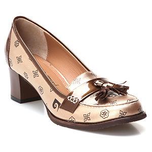 Pierre Cardin Dore Topuklu Ayakkabı