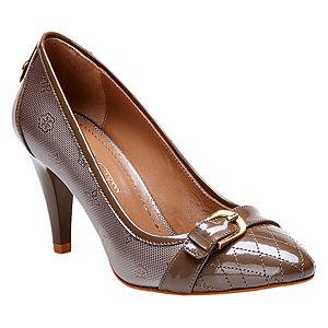 Pierre Cardin Vizon Topuklu Ayakkabı