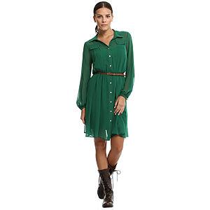 Benetton Yeşil Elbise