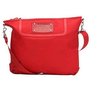 Calvin Klein Jeans Kırmızı Postacı Çanta