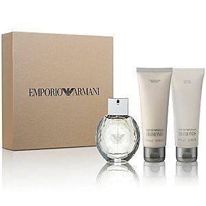 Emporio Armani Diamonds Elle EDP 50ML Bayan Parfüm Set