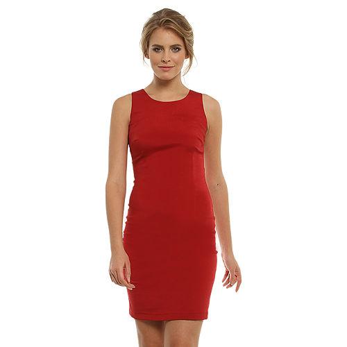 Enmoda Kırmızı Elbise