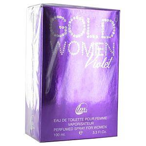 Gold Women Violet 100ML Bayan Parfümü