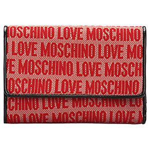 Love Moschino Kırmızı Cüzdan