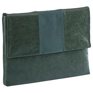 """Misela Yeşil 15"""" Laptop Çantası"""