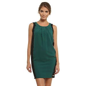 Mystictimes Dantelli Yeşil Elbise