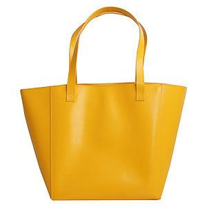 Paperthinks Sarı Çanta