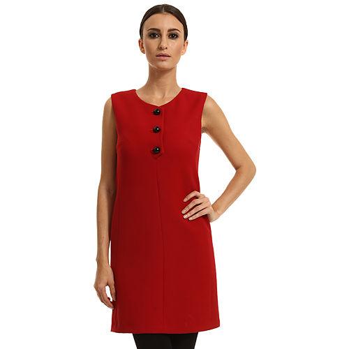 Perspective Kırmızı Elbise