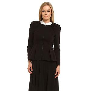 Roman Siyah Ceket