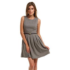 Vero Moda Siyah/Beyaz Elbise