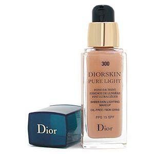 Dior Diorskin Pure Light Makeup 300 Medium Beige Fondöten
