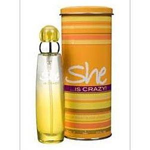 She Is Crazy EDT 50ML Bayan Parfüm