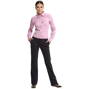 Benetton Lacivert Pantolon