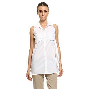 Bil's Büzgülü Beyaz Gömlek