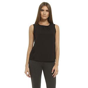 Enmoda Dantelli Siyah Bluz