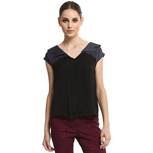 Enmoda Siyah/Füme Bluz