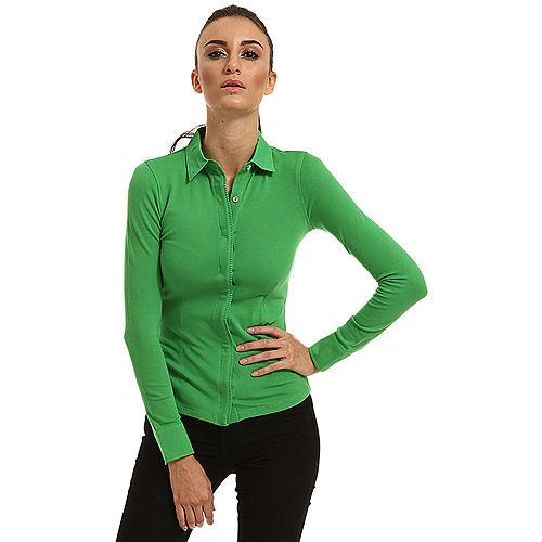 Enmoda Yeşil Gömlek