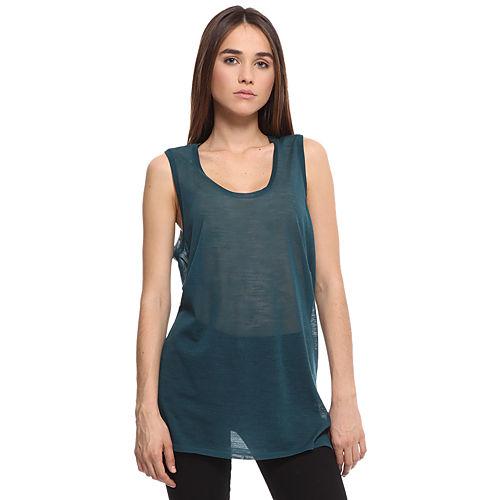 Vera Wang Yeşil Askılı Bluz