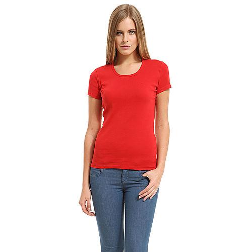 Benetton Kırmızı Tişört