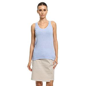 Bil's Remix Mavi Askılı Tişört