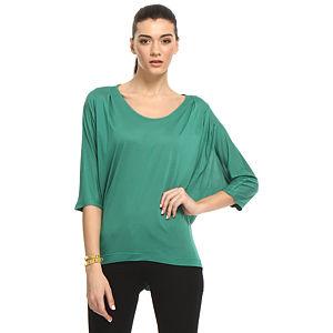 Enmoda Pilili Yeşil Tişört