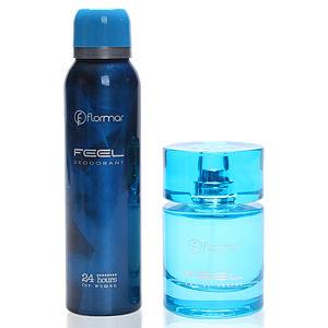 Flormar Feel Woman Edp 75 ml & Deo 150 ml