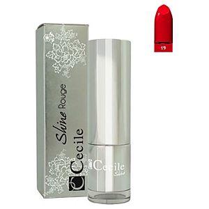 Cecile Shine Rouge Lipstick 19 Ruj