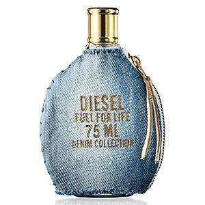Diesel Fuel For Life Denim Femme Collection EDT 75ML Bayan Parfümü