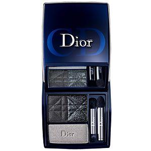 Dior 3 Couleurs Ready To Wear Smoky 091 Smoky Black Eye Shadow Göz Farı