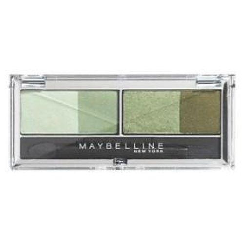 Maybelline Eye Studio Quad Eyeshadow 4`lü Göz Farı Glamour Greens 04