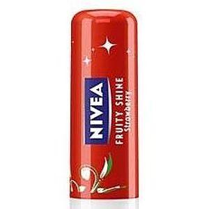 Nivea Lip Fruit Shine Strawberry 4.8GR Dudak Bakımı Çilek