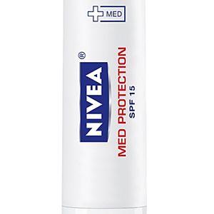 Nivea Lip Med Protection SPF12 Dudak Bakımı