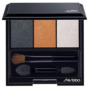 Shiseido Luminizing Satin Eyecolor Trio OR302 Fire