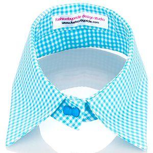 Fashion By Pride    Blue Bow Yaka