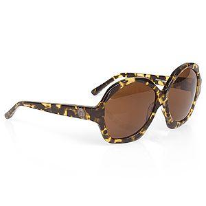 House of Harlow 1960    Anais Leopard Gözlük