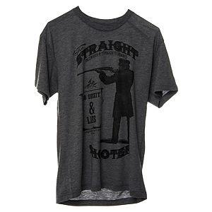 ARQUEBUS    Unisex Straight Shooter Tee Tişört