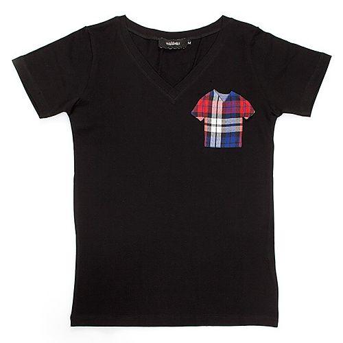 Aslı Filinta Sample Sale    Be Comfortable Black Tişört