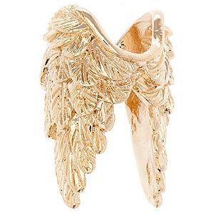 Kuk by Melis    Altın Rengi Melek Kanadı Ear Cuff