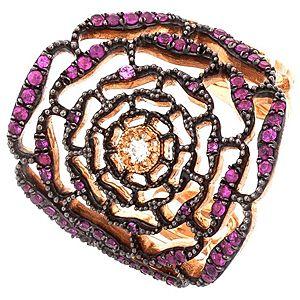 Bee Goddess    Rosa Mundi Yüzük