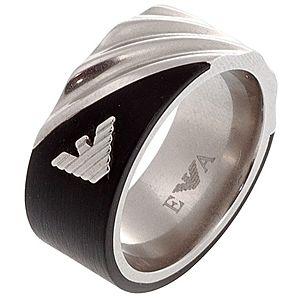 Emporio Armani    Kartal Logolu Gümüş Yüzük