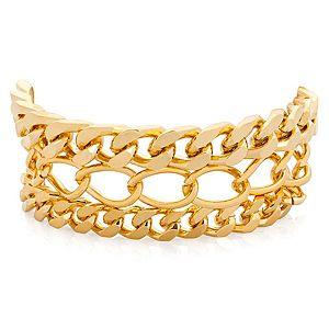 Lin Jewelry    Üç Zincirli Bileklik