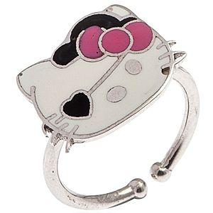 Petite    Korsan Hello Kitty Yüzük