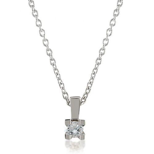 Divas Diamond    0,09 ct Pırlanta Kolye