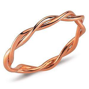 Kamalaya Design    Sarmaş Dolaş İkili Düğüm Yüzük